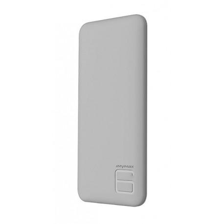 iMyMax P6 gray Powerbank - 6.000mAh