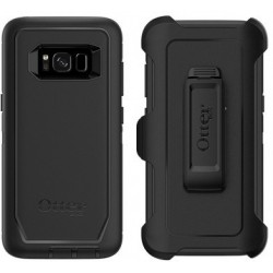 OtterBox Defender black case for Samsung Galaxy S8 Plus