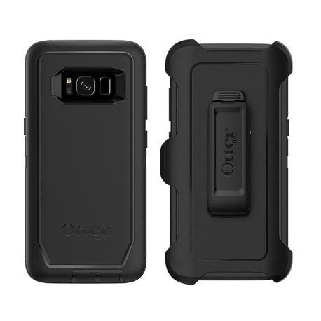 OtterBox Defender čierne puzdro pre Samsung Galaxy S8 Plus