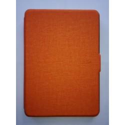 Kindle Paperwhite 1/2/3 - oranžové puzdro na čítačku kníh