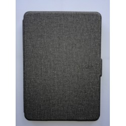 Kindle Paperwhite 1/2/3 - light gray bookcase reader case