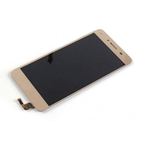 Huawei Y5ii Y5 II Y5-2 CUN-L23 CUN-L03 CUN-L23 - Zlatý LCD displej + dotyková vrstva, dotykové sklo, dotyková doska
