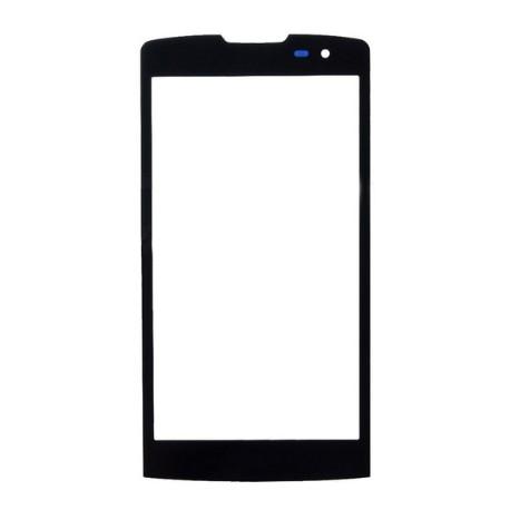 LG Leon 4G LTE C40 H340 H342N - Čierna dotyková vrstva, dotykové sklo, dotyková doska