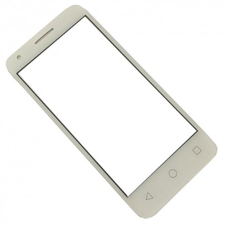 Vodafone Smart Speed 6 VF795, Alcatel One Touch Pixi 3 4.5 4027D 4027X 4027 5017 5017 VF795 - Biela dotyková vrstva, dotykové sklo, dotyková doska