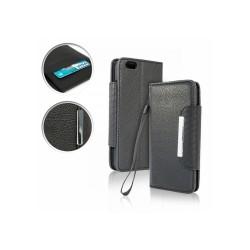 Apple iPhone 6 Plus - pouzdro typu kniha - černé