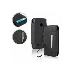 Nokia Lumia 530 - puzdro typu kniha - čierne