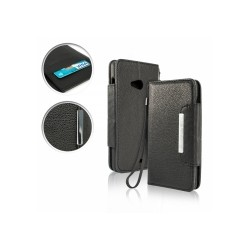 Nokia Lumia 535 - pouzdro typu kniha - černé