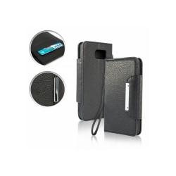 Samsung Galaxy S6 - bookcase - black