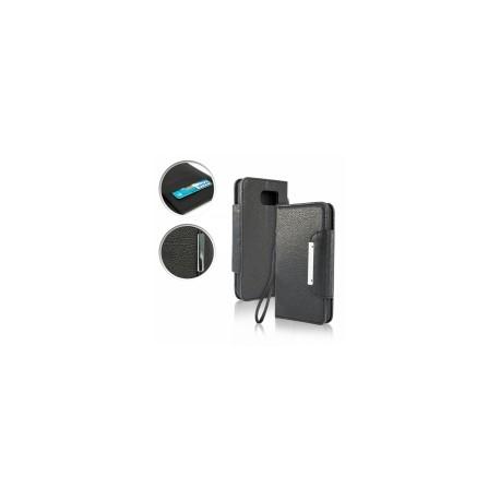 Samsung Galaxy S6 - pouzdro typu kniha - černé