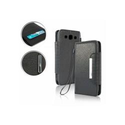 Samsung Galaxy S3 - puzdro typu kniha - čierne