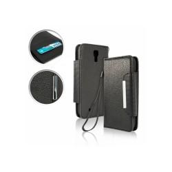 Samsung Galaxy S4 - puzdro typu kniha - čierne