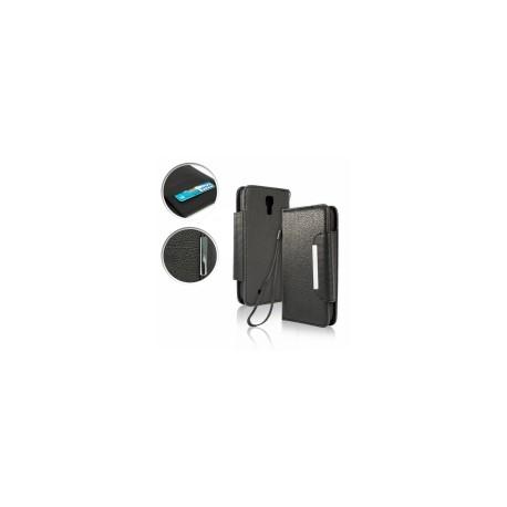 Samsung Galaxy S4 - bookcase - black