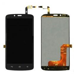 Huawei Honor Holly 3G / Honor 3C Play / Hol-U19 Hol-T00 HOL-U10 - Čierny LCD displej + dotyková vrstva, dotykové sklo, dotyková doska