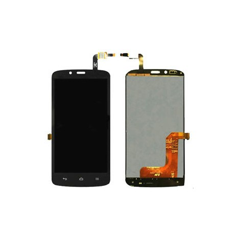 Huawei Honor Holly 3G / Honor 3C Play / Hol-U19 Hol-T00 HOL-U10 - Černý LCD displej + dotyková vrstva, dotykové sklo, dotyková deska