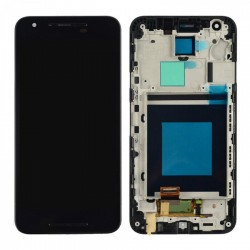 LG Google Nexus 5X H790 H791 - LCD with frame + touch pad, touch glass, touch panel