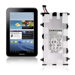 Samsung Galaxy Tab 2 P3100 - 4000mAh - replacement Li-Ion battery