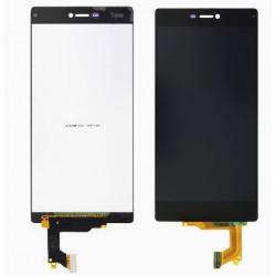 """Huawei Ascend P8 5.2"""" GRA-UL10 - LCD displej + dotyková vrstva - černá"""