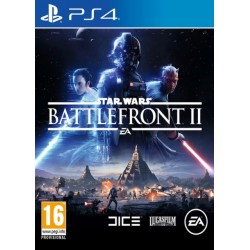 Star Wars - Battlefront 2 - PS4 - krabicová verze