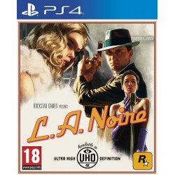 L. A. Noire - PS4 - Box Version