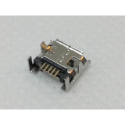 Micro USB connector 5Pin 4N