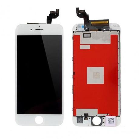 Apple iPhone 6S Plus - Biely LCD displej + dotyková vrstva, dotykové sklo, dotyková doska