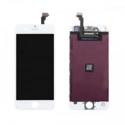 Apple iPhone 6 Plus - biały wyświetlacz LCD + panel dotykowy, szkło dotykowe, panel dotykowy