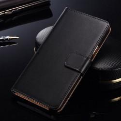 Kožené pouzdro Samsung Galaxy Grand Prime G530 - černé