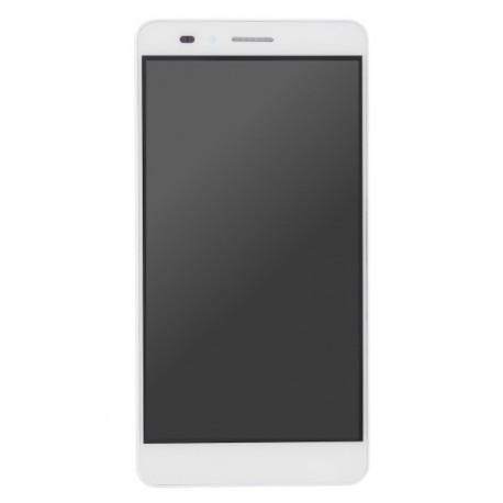 Huawei Honor 5X - white LCD display + touch pad, touch glass, touch panel