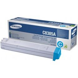 Samsung CLX-C8385A - oryginalny niebieski toner