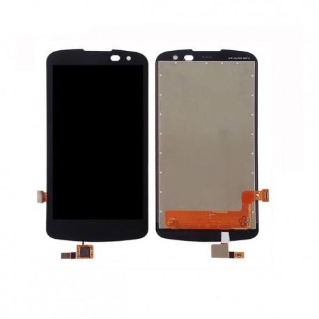 LG K4 VS425 K130 K130E - čierny LCD + dotyková vrstva