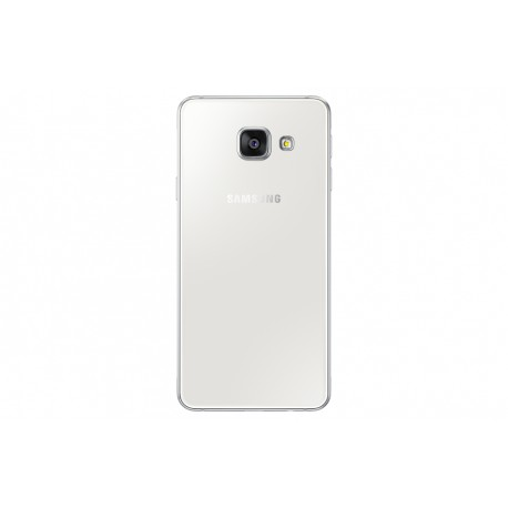 Samsung Galaxy A3 2016 A310 - battery back cover - white
