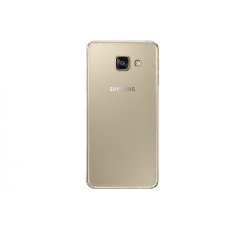 Samsung Galaxy A3 2016 A310 - zadný kryt batérie - zlatý