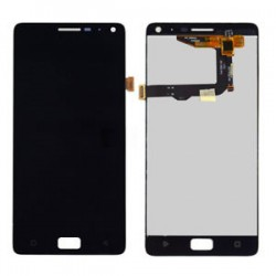 Lenovo Vibe P1 A42 C72 - LCD displej + dotyková vrstva, dotykové sklo, dotyková deska - Černá