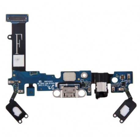 Samsung Galaxy A5 2016 A510f - flex cable USB charging port (connector) + microphone