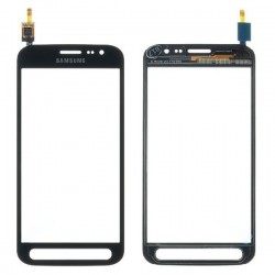 Samsung Galaxy Xcover 4 SM-G390F G390 - Black touch sheet, a touch glass touch plate