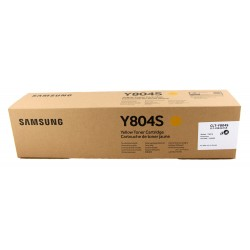 Samsung CLT-Y804S - originální žlutý toner