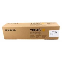 Samsung CLT-Y804S - originálny žltý toner