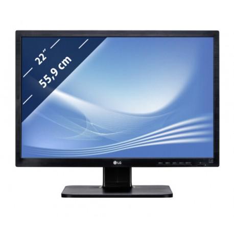"""LG 22BK55WD-B - 22"""" LCD monitor"""