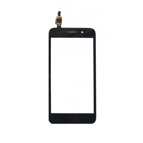 Huawei Y3 2017 CRO-U00 CRO-L02 CRO-L22 - Black touch pad, touch glass, touch plate + flex