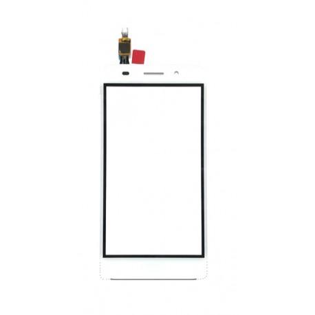 Huawei Y3 2017 CRO-U00 CRO-L02 CRO-L22 - Bílá dotyková vrstva, dotykové sklo, dotyková deska + flex