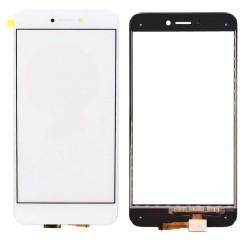 Huawei Ascend P8 Lite 2017 - Biela dotyková vrstva, dotykové sklo, dotyková doska + flex
