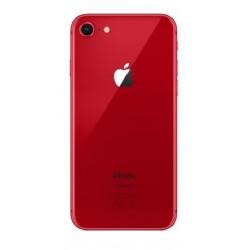 Apple iPhone 8 - zadný kryt batérie - červený