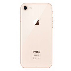 Apple iPhone 8 - battery back cover - gold