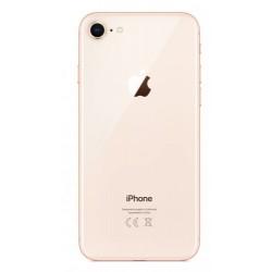 Apple iPhone 8 - tylna pokrywa baterii - złota