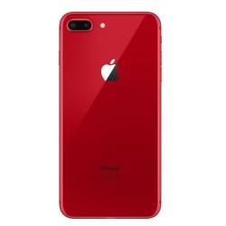 Apple iPhone 8 Plus - tylna pokrywa baterii - czerwona