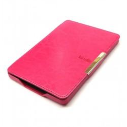 Kindle Paperwhite 5 - růžové pouzdro na čtečku knih - magnetické