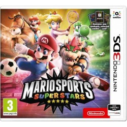 Mario Sports - Superstars + amiibo card - Nintendo 3DS - box version