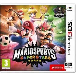 Mario Sports - Superstars + karta amiibo - Nintendo 3DS - wersja pudełkowa