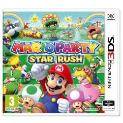 Mario Party - Star Rush - Nintendo 3DS - krabicová verzia