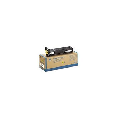 Konica Minolta A06V252 - Original Yellow Toner